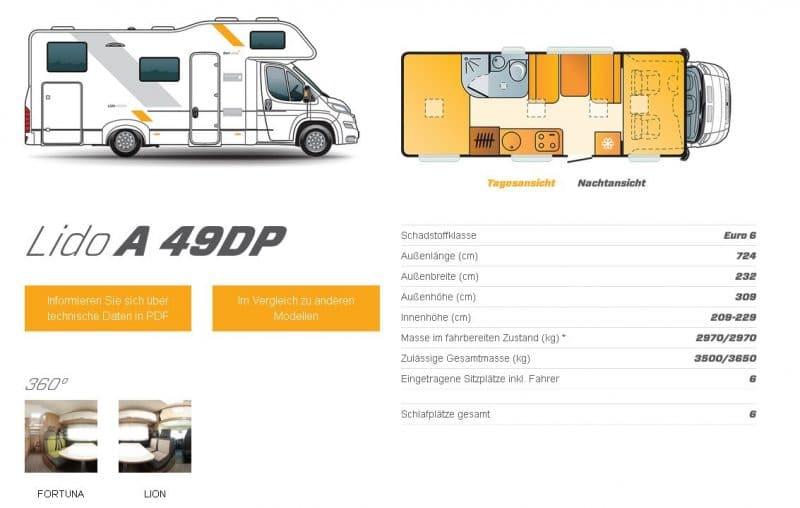 wohnmobil mieten unser mietmobil wohnmobil mieten bei. Black Bedroom Furniture Sets. Home Design Ideas